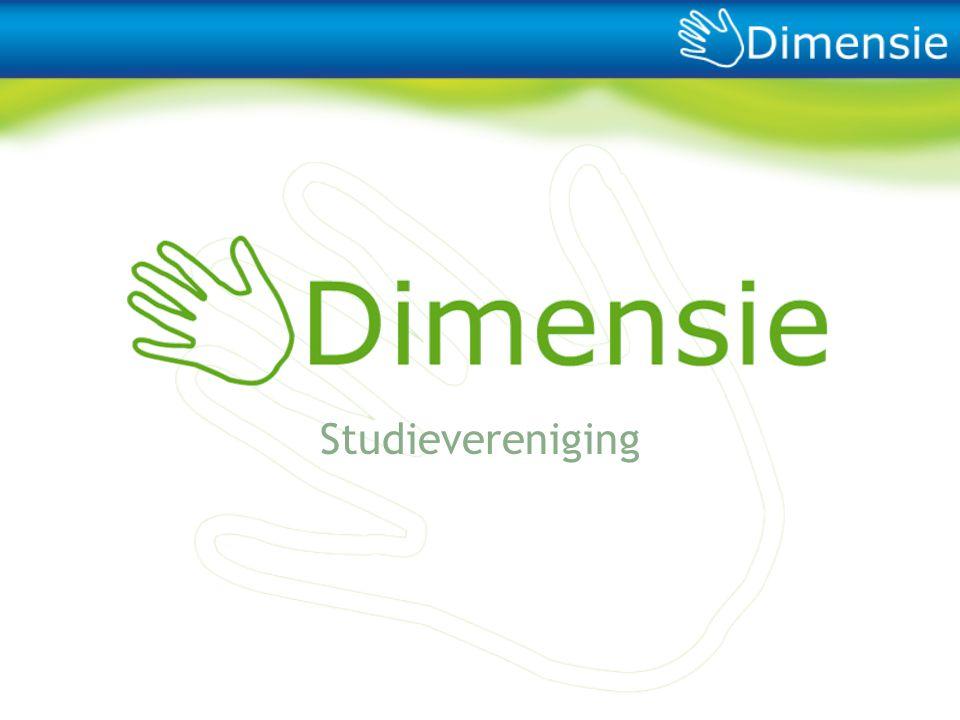 Studievereniging Hallo, voorstellen (naam, functies), van het bestuur van Dimensie, de studievereniging voor PSY en OWK.