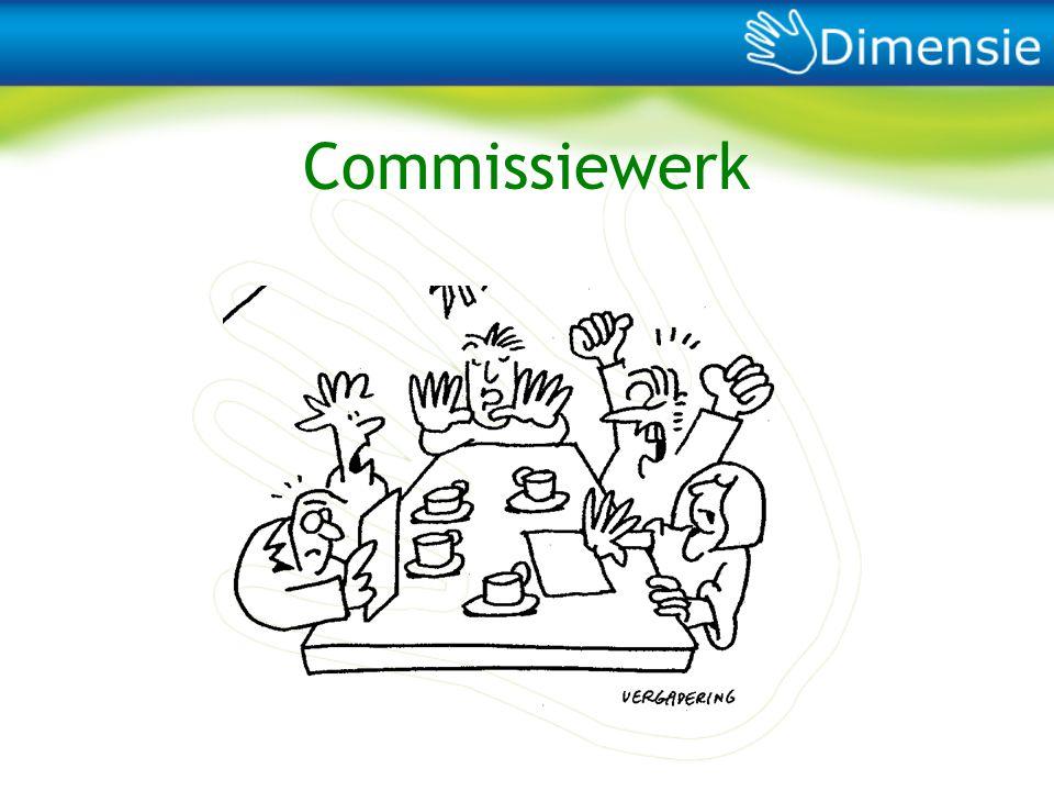 Commissiewerk