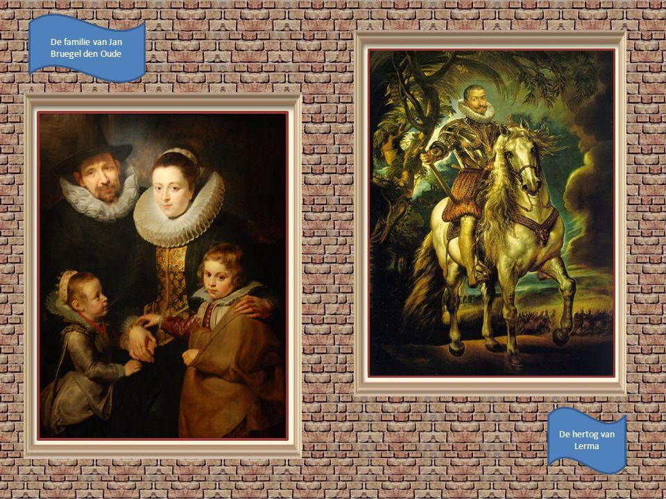 De familie van Jan Bruegel den Oude