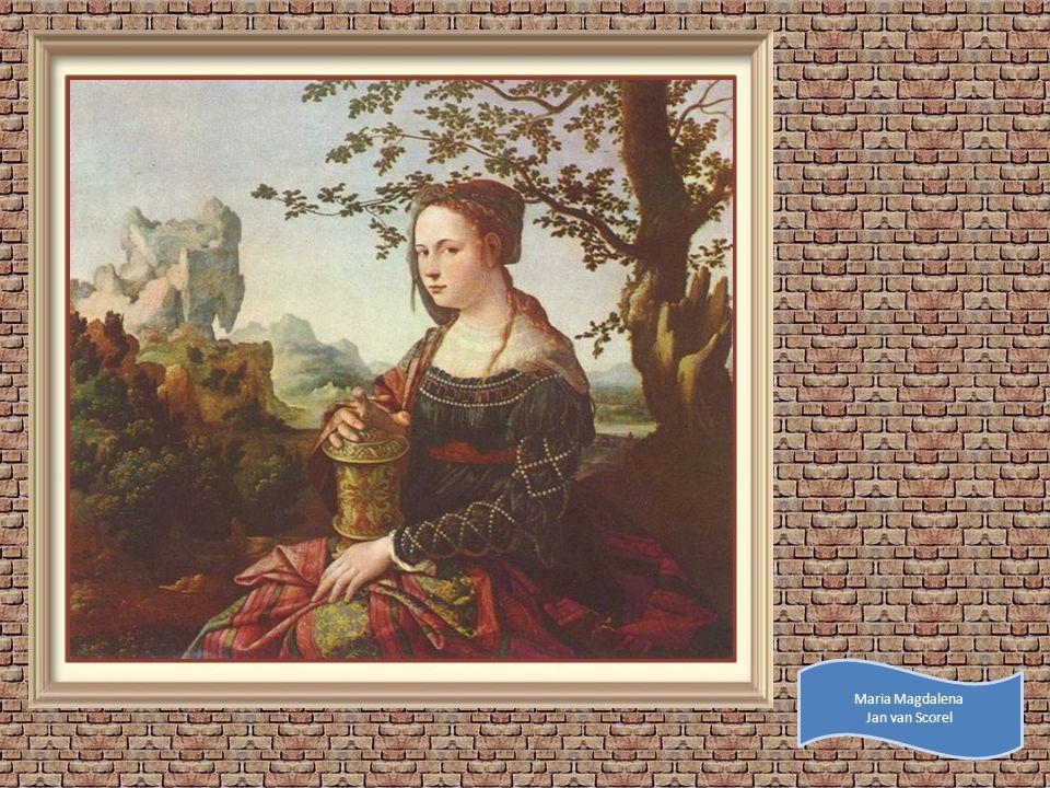 Maria Magdalena Jan van Scorel