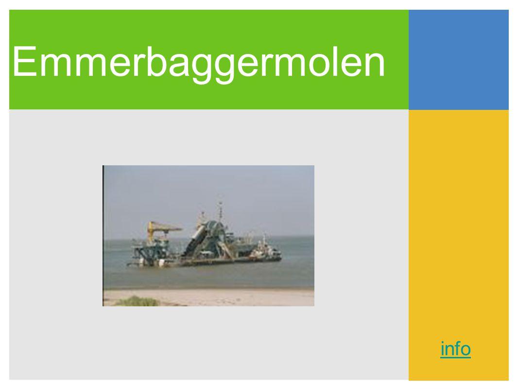Emmerbaggermolen info