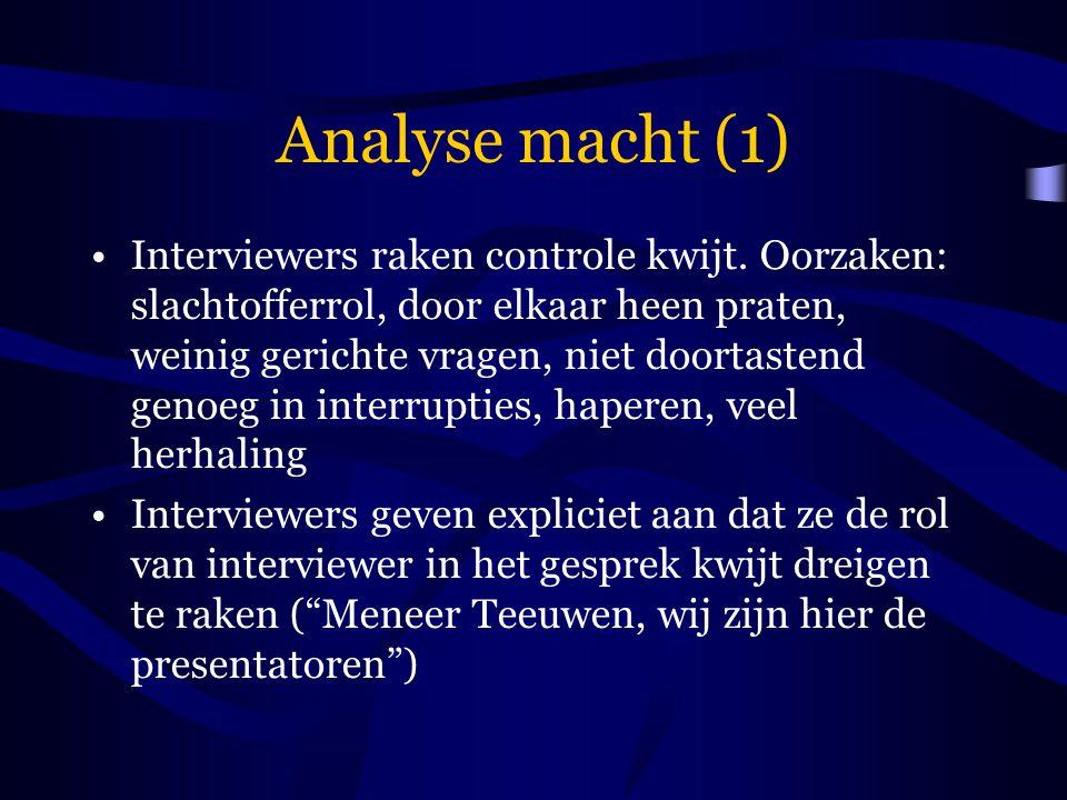 Analyse macht (1)