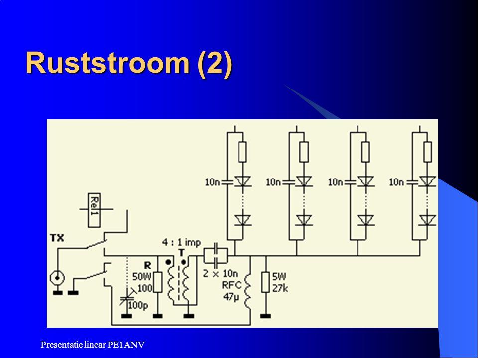 Ruststroom (2) Presentatie linear PE1ANV