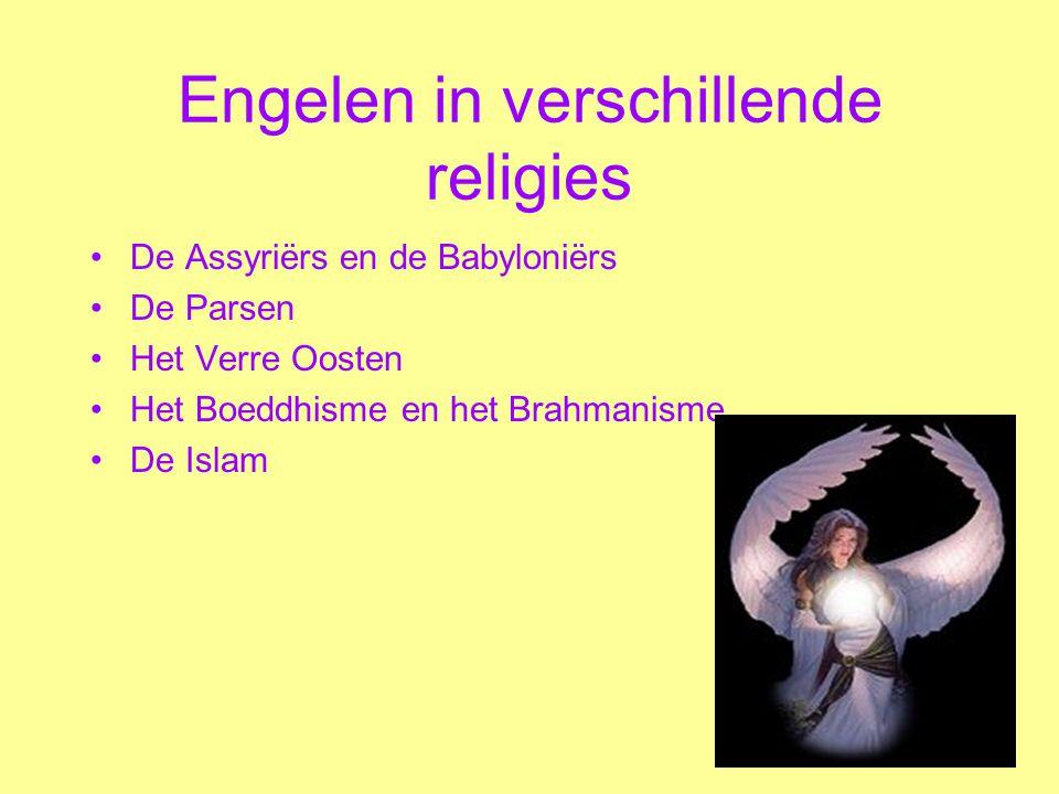 Engelen in verschillende religies