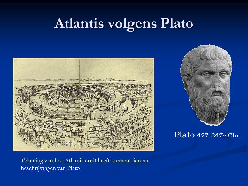 Atlantis volgens Plato