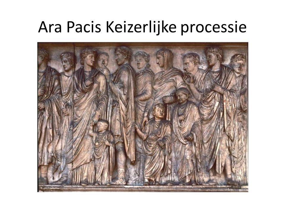 Ara Pacis Keizerlijke processie