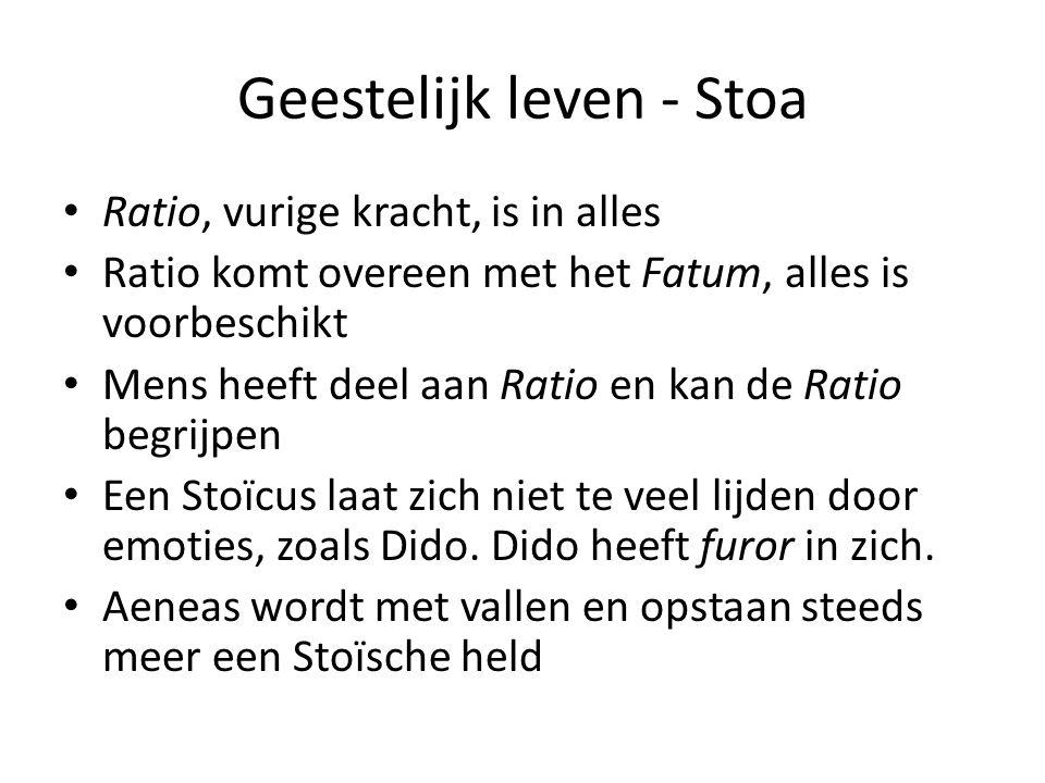 Geestelijk leven - Stoa