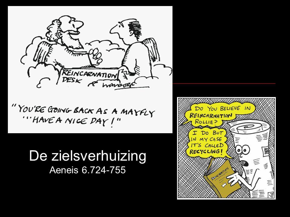 De zielsverhuizing Aeneis 6.724-755