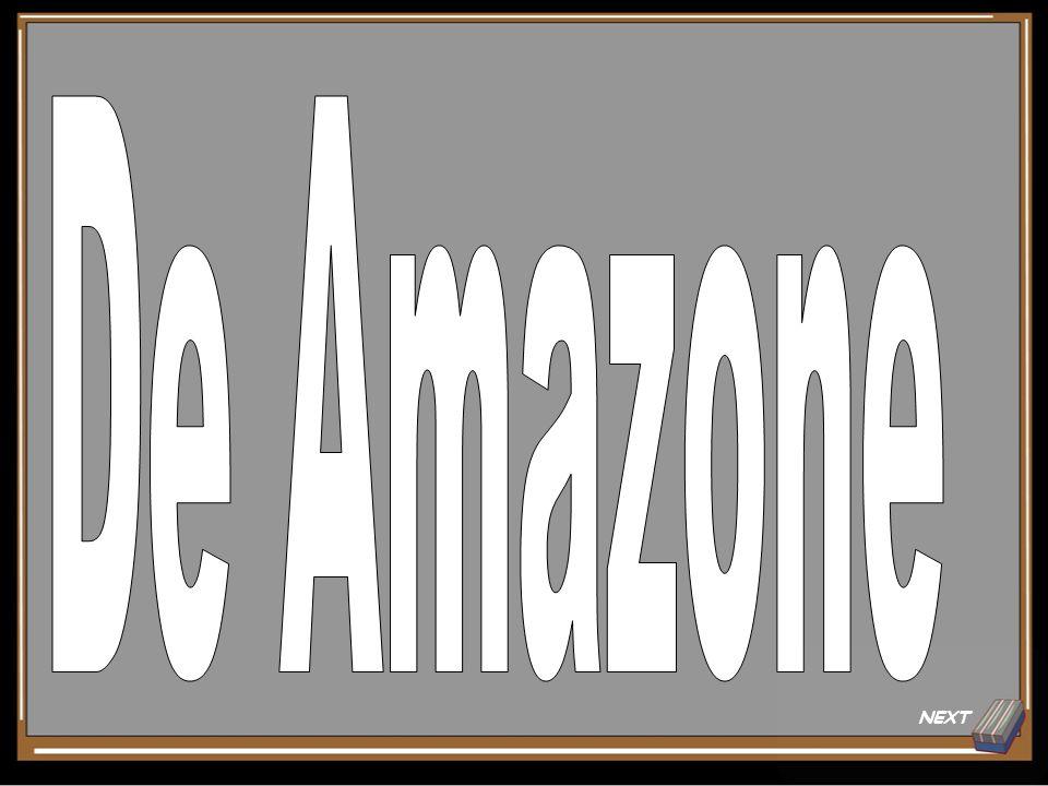 De Amazone NEXT