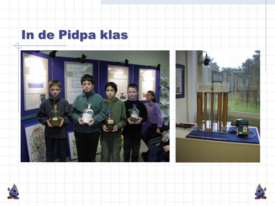 In de Pidpa klas
