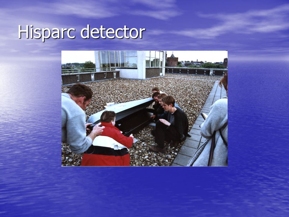 Hisparc detector