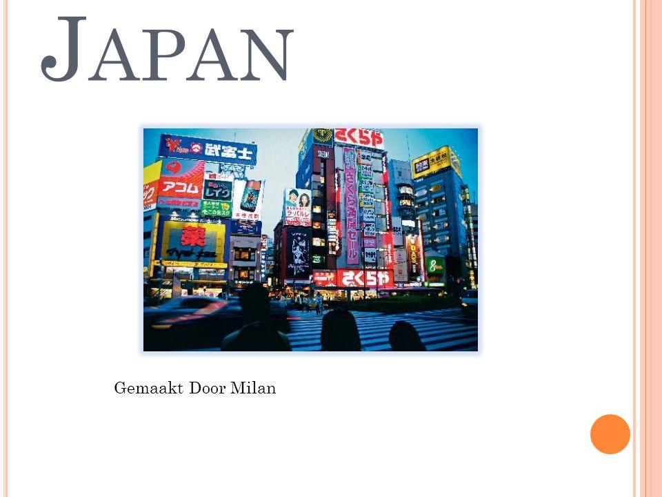 Japan Gemaakt Door Milan