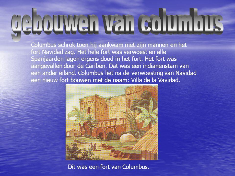 gebouwen van columbus