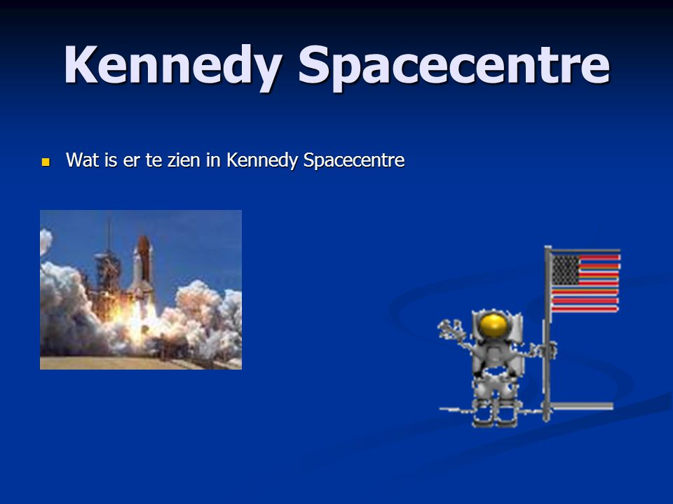 Kennedy Spacecentre Wat is er te zien in Kennedy Spacecentre
