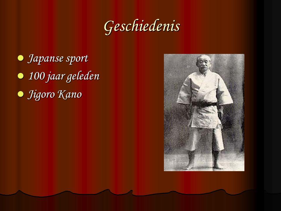 Geschiedenis Japanse sport 100 jaar geleden Jigoro Kano