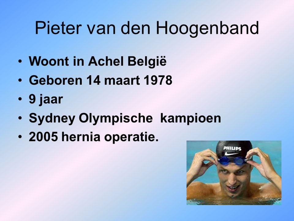 Pieter van den Hoogenband