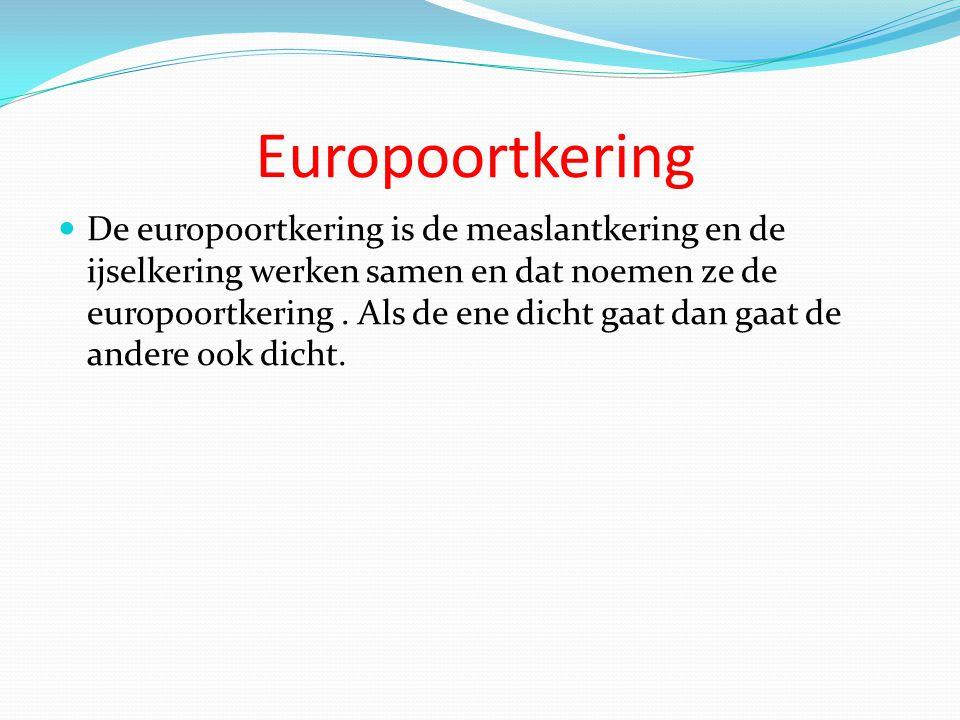 Europoortkering