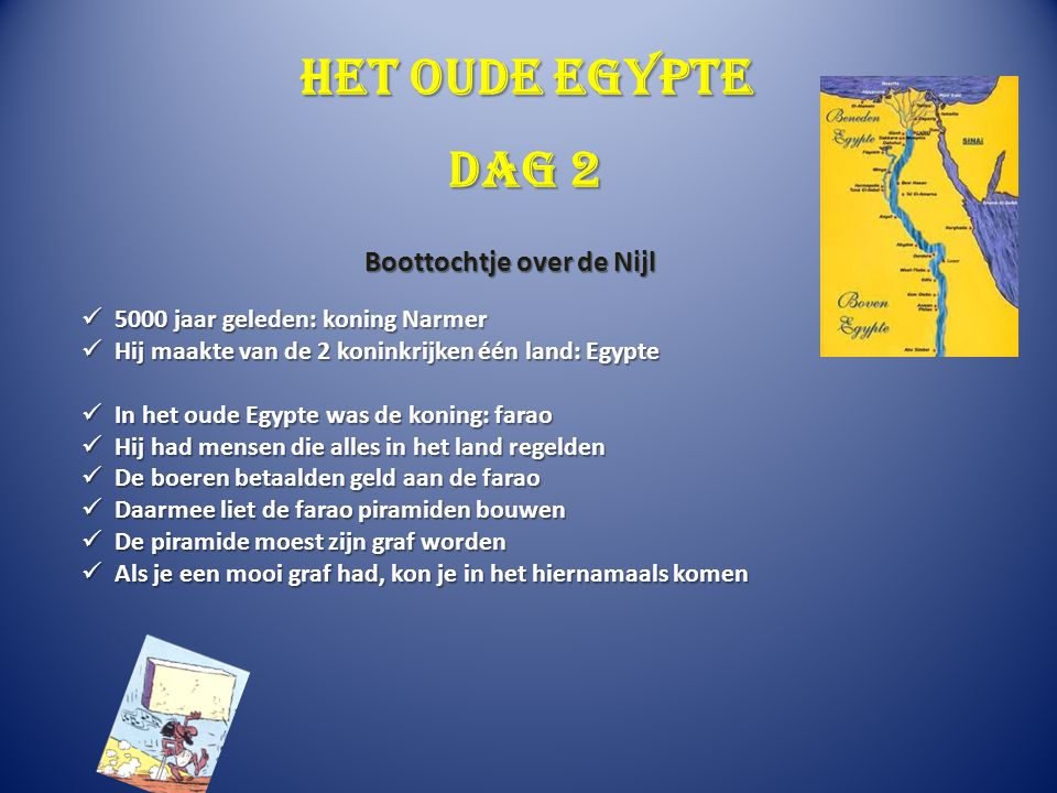 Het oude Egypte Dag 2 Boottochtje over de Nijl
