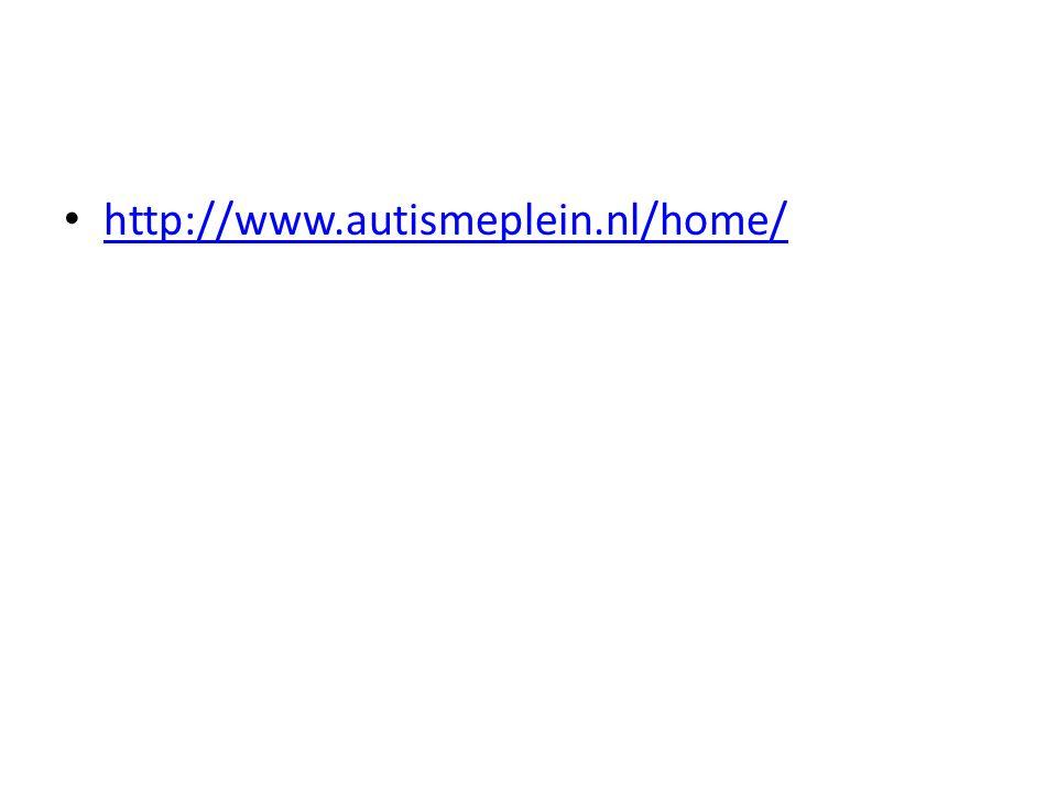 http://www.autismeplein.nl/home/
