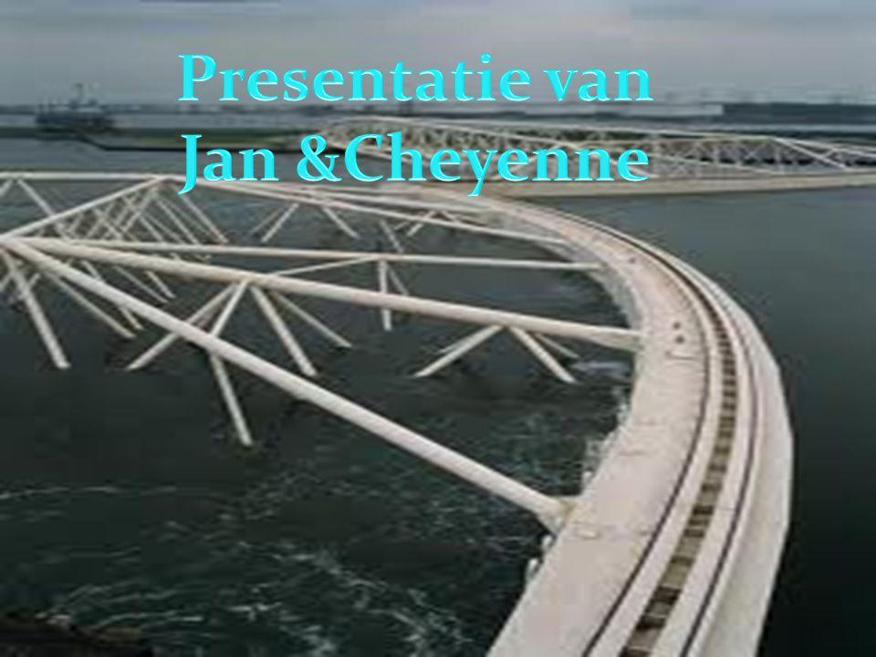 Presentatie JAN en Cheyenne