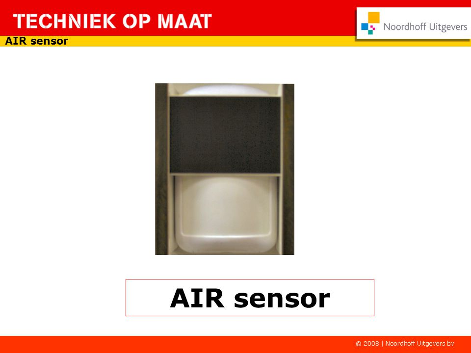 AIR sensor AIR sensor