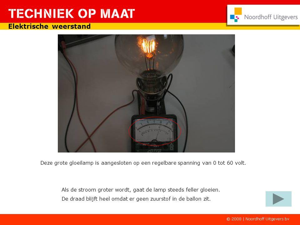 Elektrische weerstand