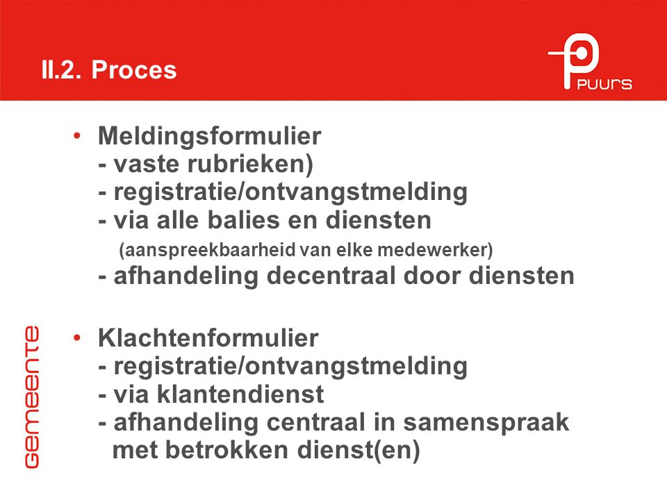 II.2. Proces