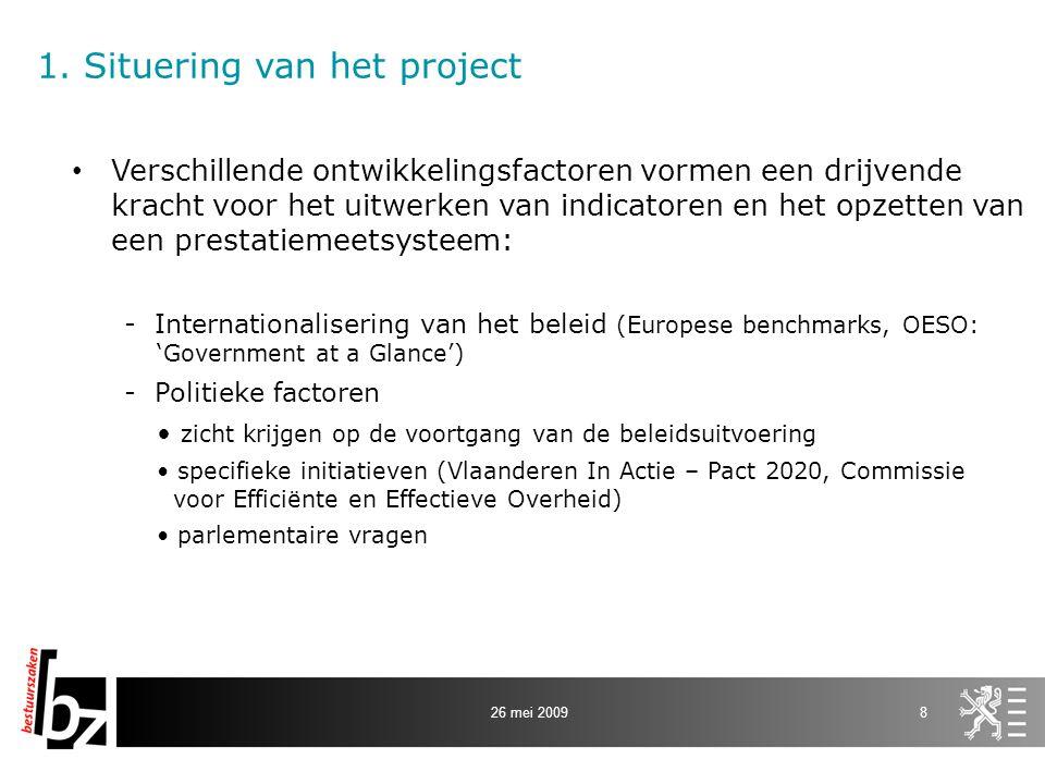 1. Situering van het project