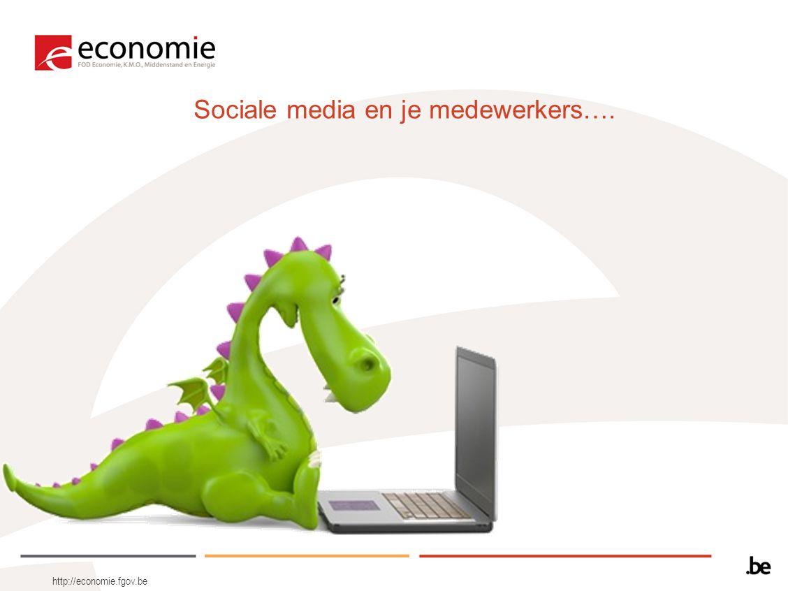 Sociale media en je medewerkers….