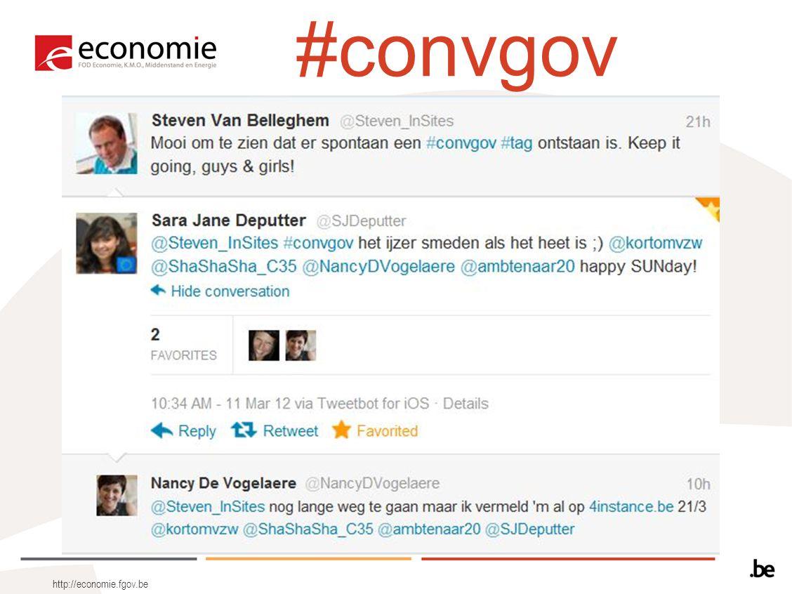 #convgov http://economie.fgov.be