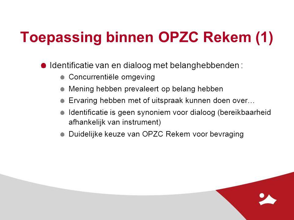 Toepassing binnen OPZC Rekem (1)