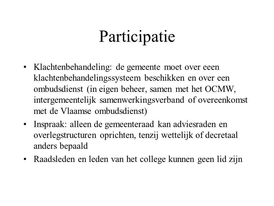 Participatie
