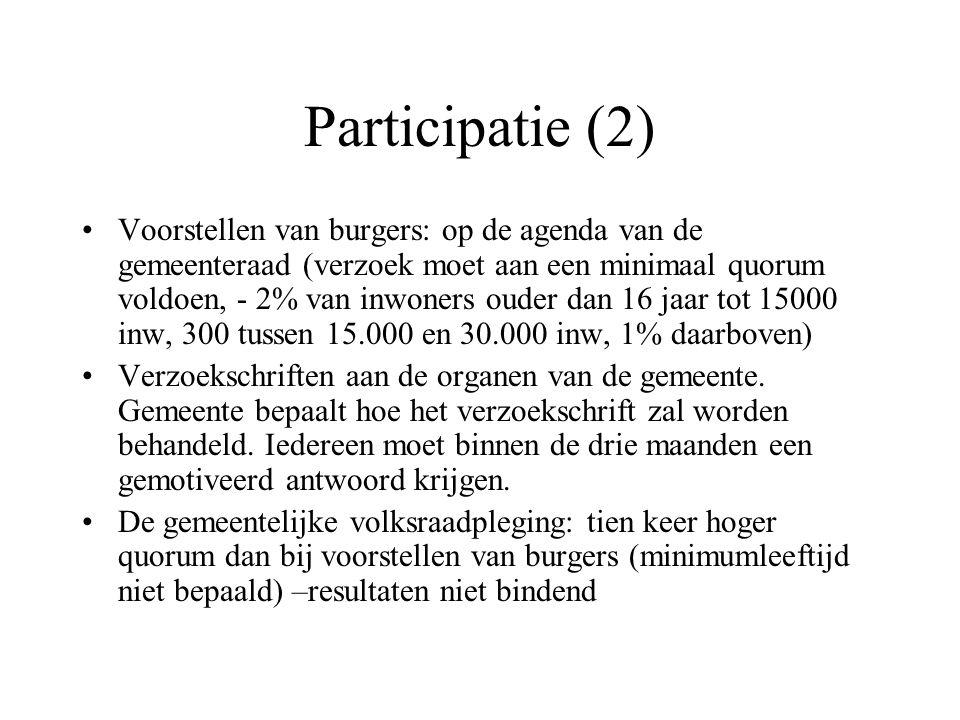 Participatie (2)