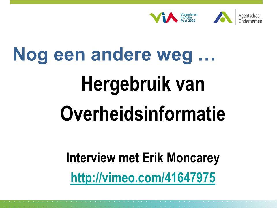 Interview met Erik Moncarey