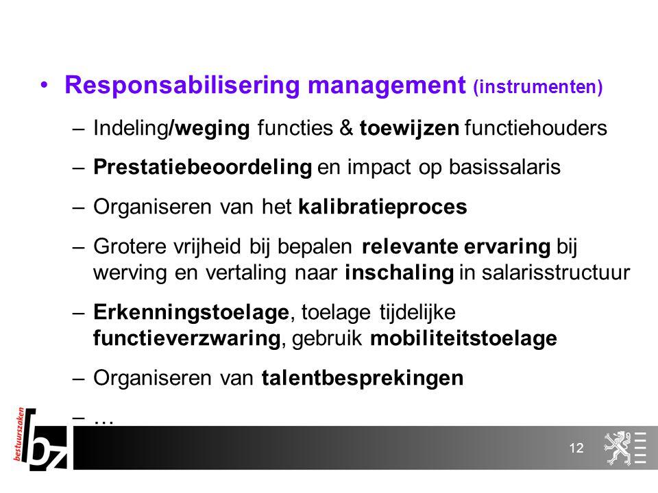 Responsabilisering management (instrumenten)