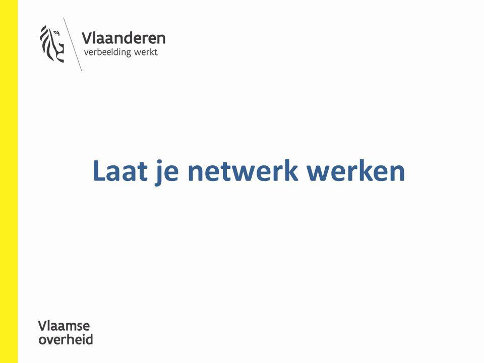 Laat je netwerk werken