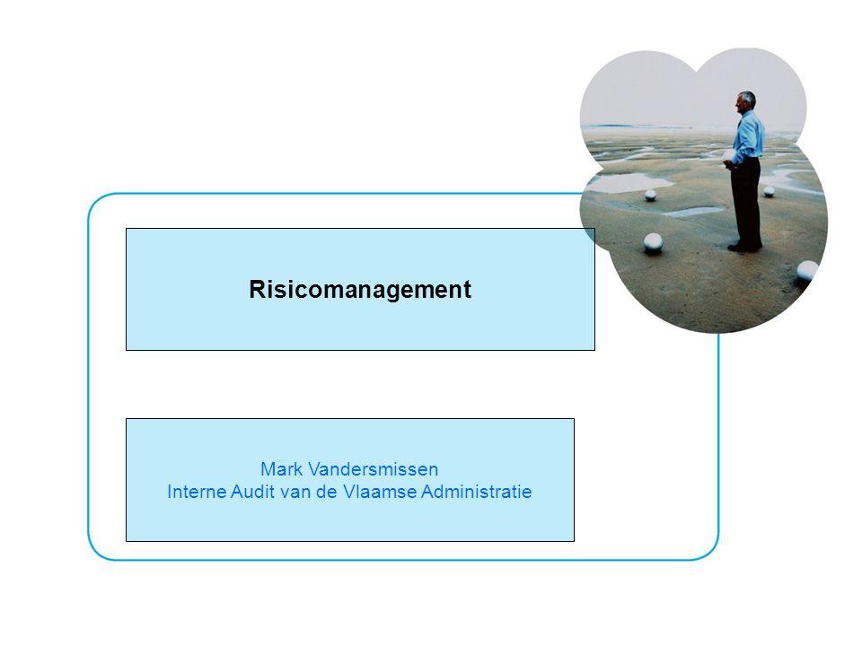 Interne Audit van de Vlaamse Administratie