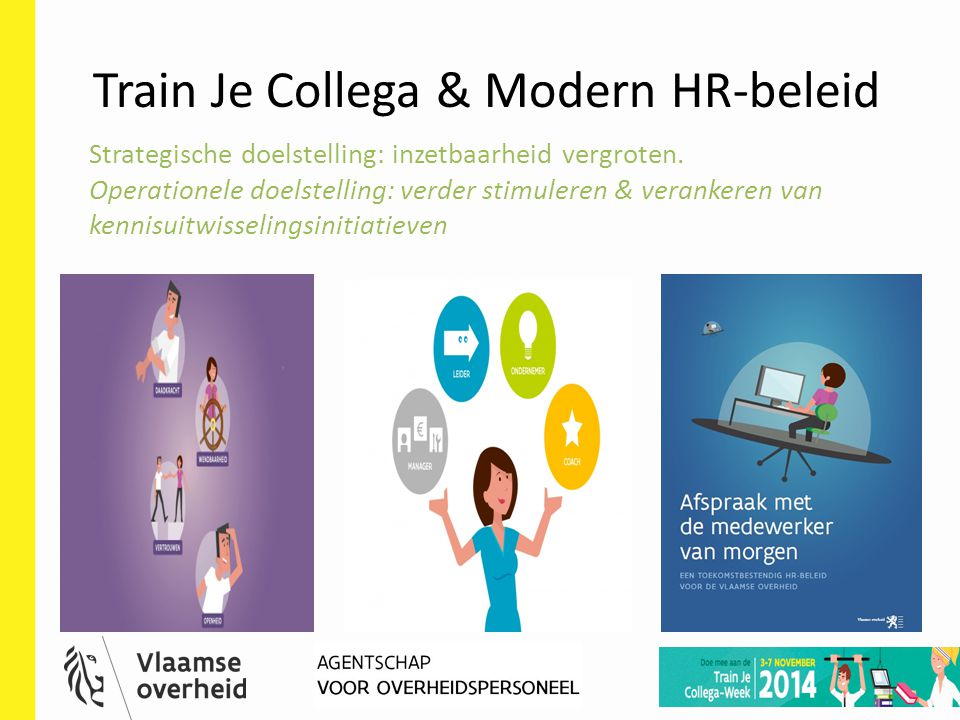 Train Je Collega & Modern HR-beleid