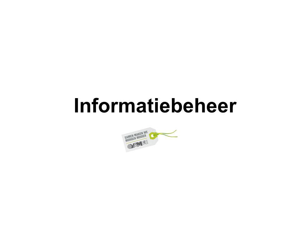 Informatiebeheer