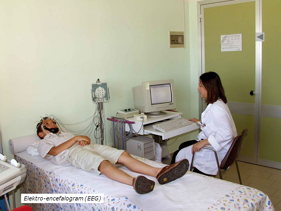 Elektro-encefalogram (EEG)