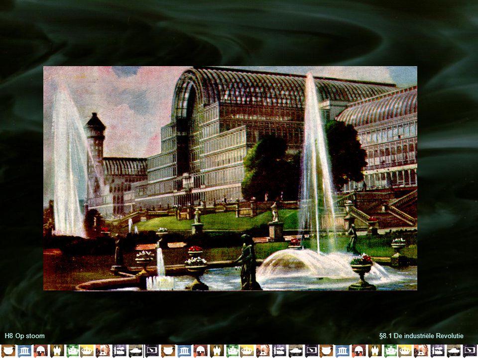 H8 Op stoom §8.1 De industriële Revolutie