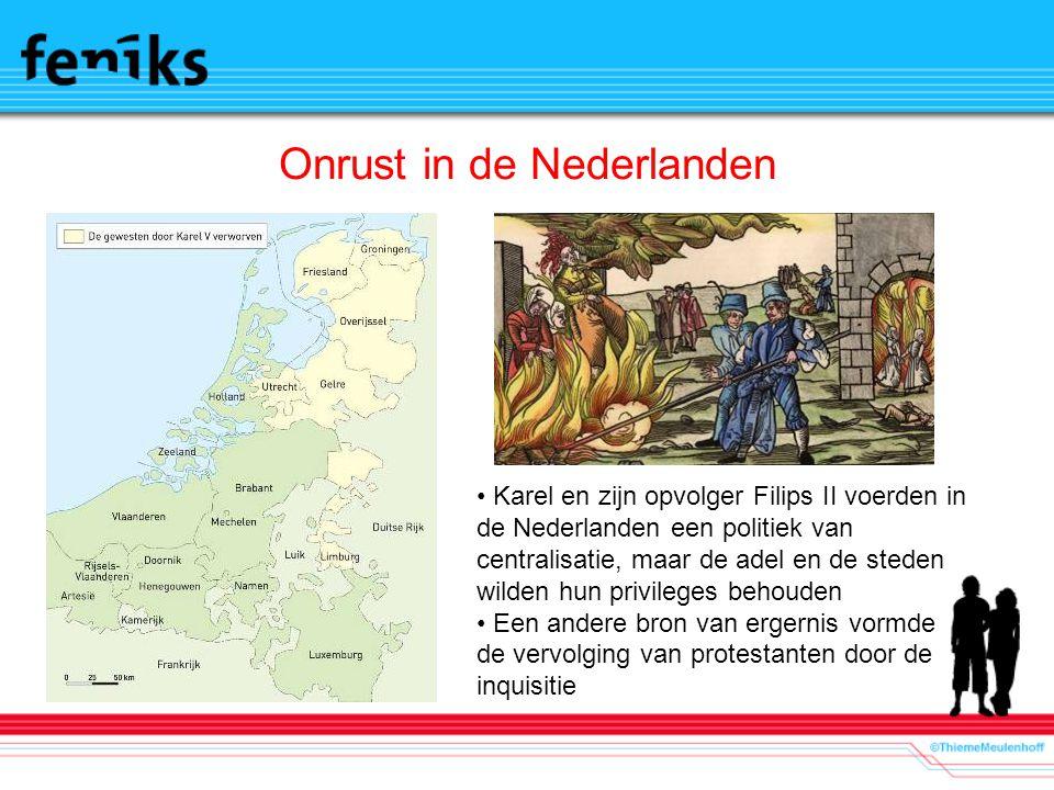 Onrust in de Nederlanden
