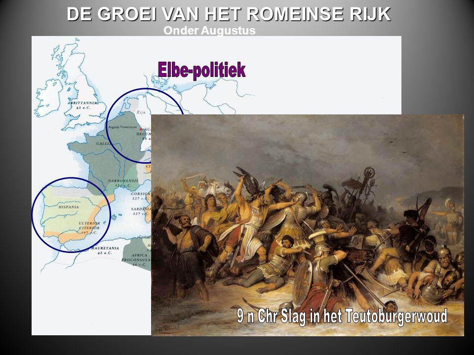 9 n Chr Slag in het Teutoburgerwoud