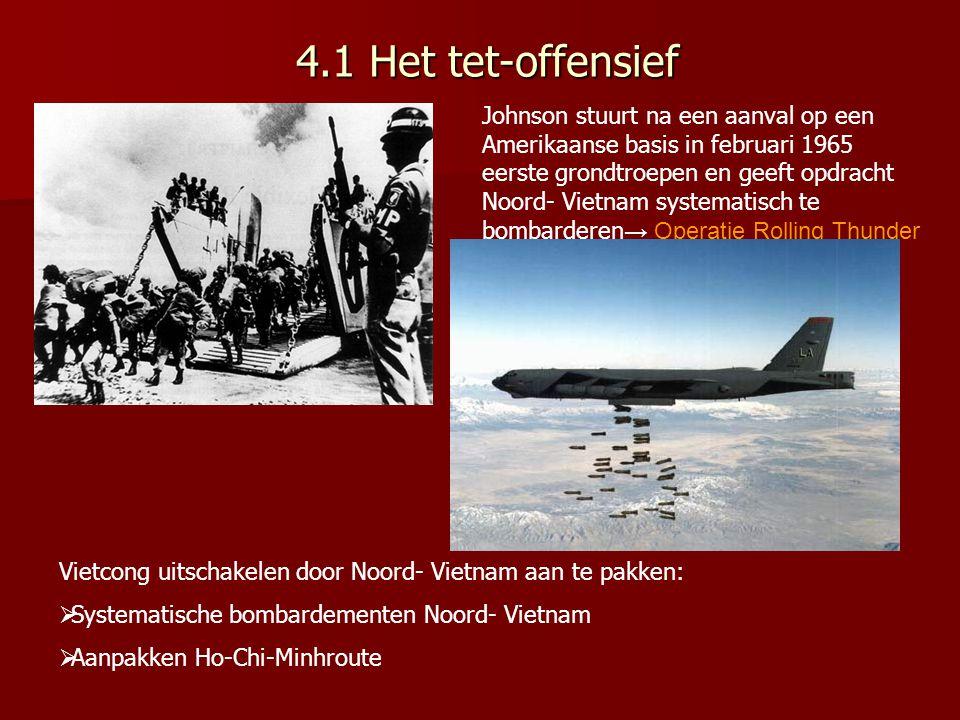 4.1 Het tet-offensief