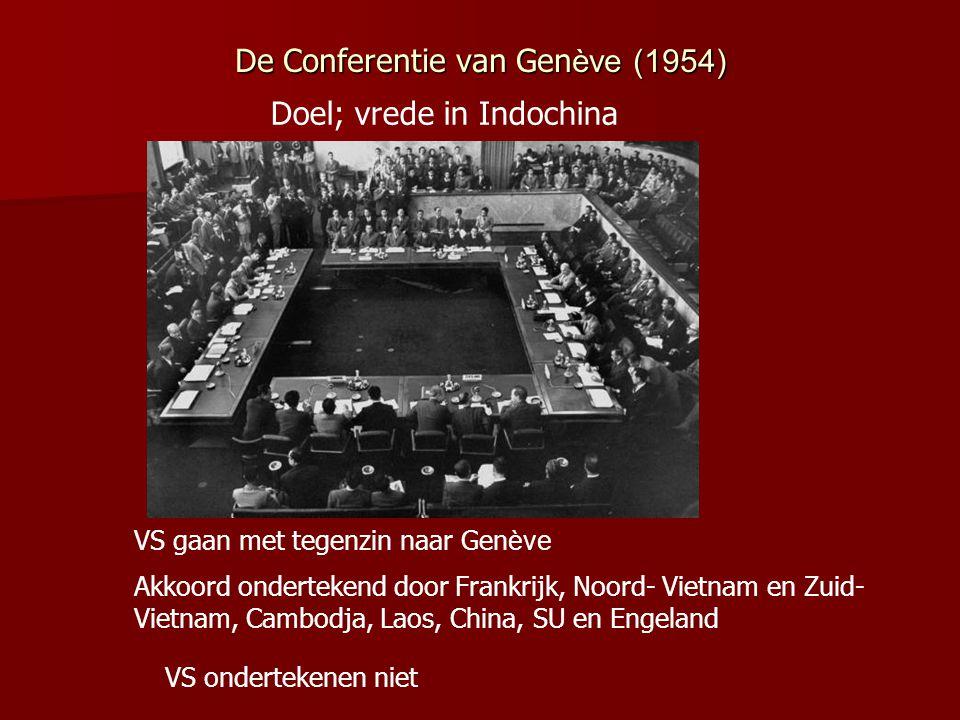 De Conferentie van Genève (1954)