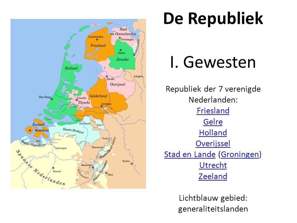De Republiek I.