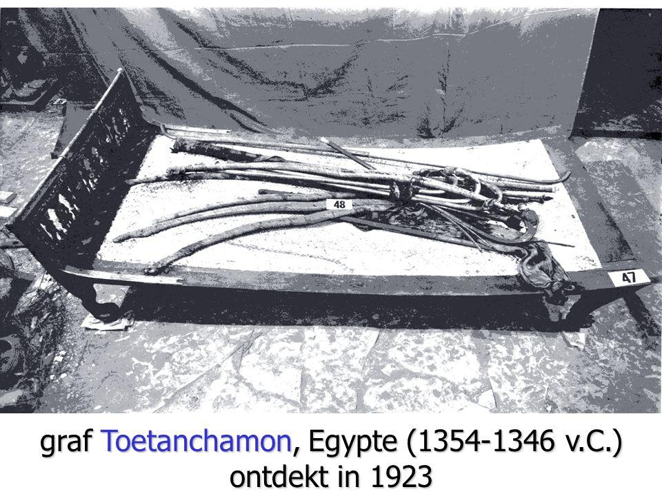 graf Toetanchamon, Egypte (1354-1346 v.C.)