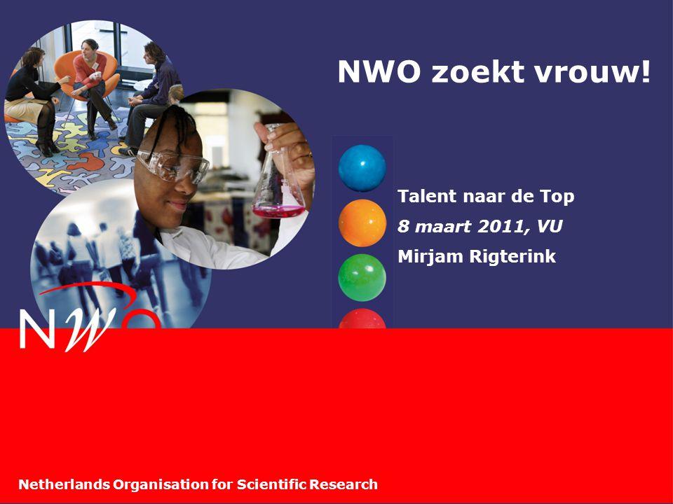 Talent naar de Top 8 maart 2011, VU Mirjam Rigterink