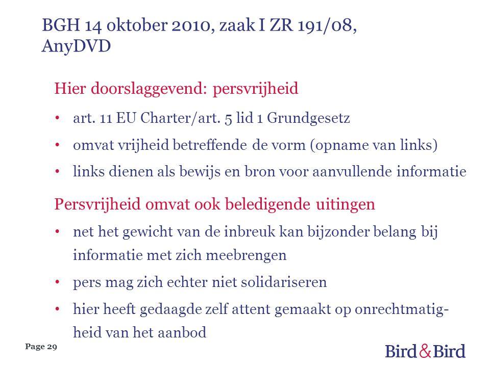 BGH 14 oktober 2010, zaak I ZR 191/08, AnyDVD