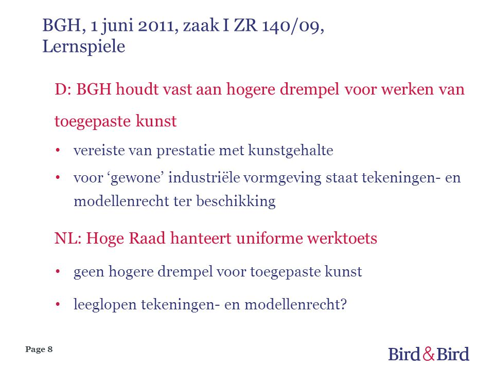 BGH, 1 juni 2011, zaak I ZR 140/09, Lernspiele